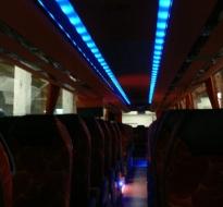 Iluminación LED autocares